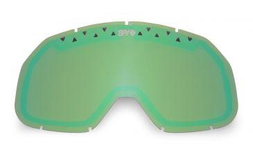Spy Optic Trevor Replacement Lens - Bronze W/ Green Spectra Mirror 102013000815