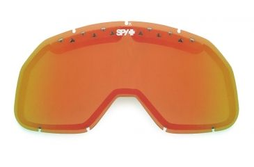 Spy Optic Trevor Replacement Lens - Bronze W/ Red Spectra Mirror 102013000083