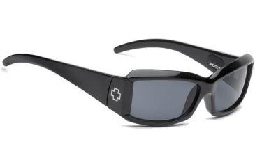 ec7dfaa34bf Spy Optic Abbey Rx Prescription Sunglasses - Black Gloss Frame