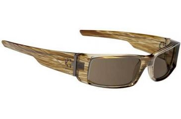 570375613000-RX: Brown Strip Tortoise Spy Optic Hielo Frame