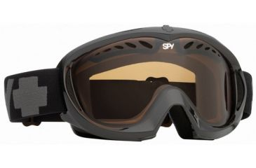 Spy Optics 311021062069 Targa II - Black Frame / Bronze Lenses