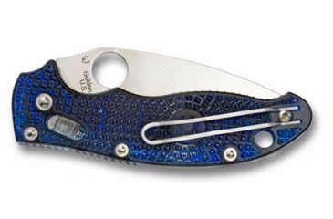 Spyderco Manix2 Translucent FRCP Knife Closed
