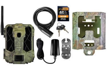 3-Spypoint Link-Dark 12 MP Trail Camera