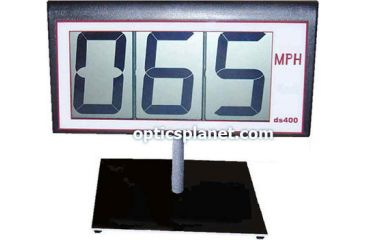 DS400 Sport Radar Remote 4'' LCD Display