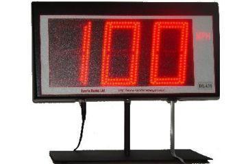 DL431 Sport Radar Remote 4'' LCD Display