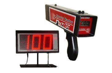 Sports Radar SR-3600 Radar Gun & DL431 LCD Screen