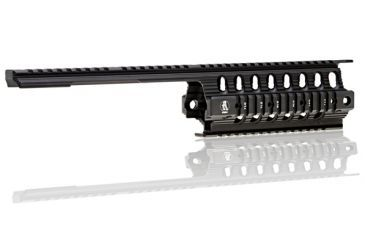 Troy SIG 556 BattleRail (Pistol/SBR) - Black SRAI-SIG-50BT-00