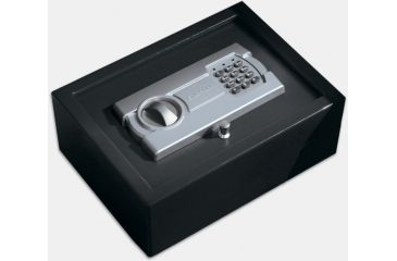 Stack-On Drawer Safe w/ Electronic Lock, Black PDS-500