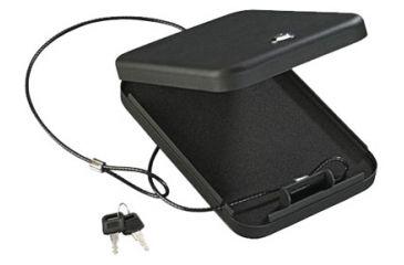 Stack-On PC95K PORTABLE CASE Gun Safe Black