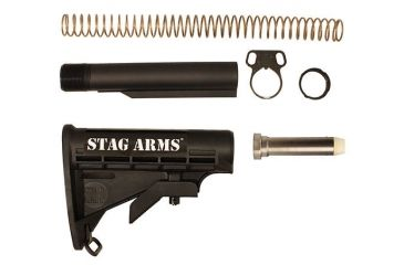 1-Stag Arms Tactical Stock Kit