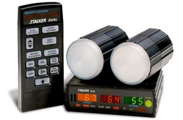 Stalker Standard Dual Same Lane 2 KA Antenna Package