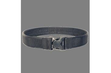 Stallion Leather 2inch Web Duty Belt W/ Cop Lock B - SBLT2-M