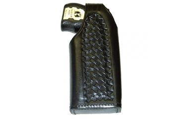 Stallion Leather Taser X26 Slide-on Holster Rh - TSR-11-71