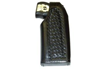 Stallion Leather Taser X26 W/ 2 1/4inch Hg-lh - TSR-11-32