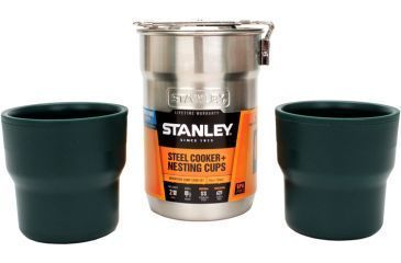 Stanley Adventure Camp Cook Set 24oz Stainless Steel 191181