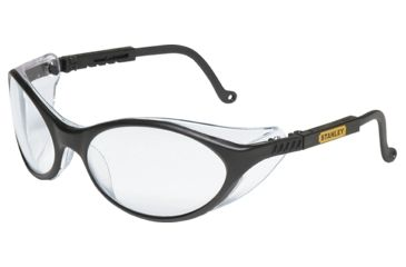 Stanley Rst 61008 Bandit Clear Lens Premium Safety Glasses