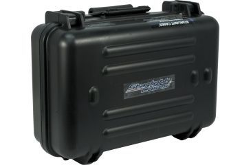 Starlight Cases Diameter 6D X 10W X 16L, w/o Foam, Black