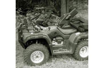 SteadyMount mounted on an ATV