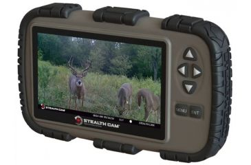 Details about Stealth Cam SD Card Reader/Viewer w/ 4 3in LCD Screen  STC-CRV43