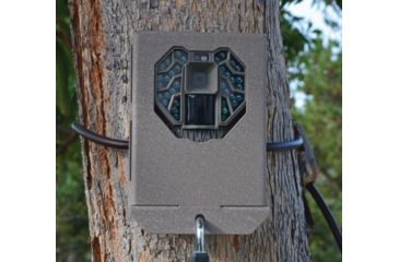 5-Stealth Cam Scouting Camera Security/Bear Box