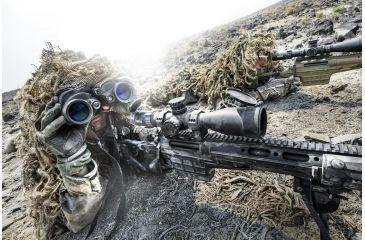 9-Steiner 10x50 M50 LRF Military Binoculars w/ Laser Rangefinder & Tripod Mount