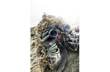 10-Steiner 10x50 M50 LRF Military Binoculars w/ Laser Rangefinder & Tripod Mount