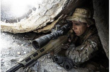 11-Steiner 10x50 M50 LRF Military Binoculars w/ Laser Rangefinder & Tripod Mount