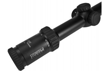 Steiner 4-16X50mm Predator Xtreme Riflescope, S-1 Reticle 5003