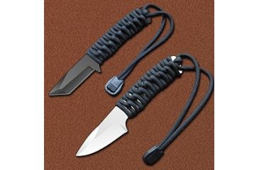 1-Stone River Gear Ceramic Neck Knife Blade and Sheath