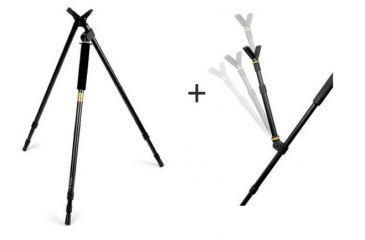 Stoney Point PoleCat Explorer Tripod/Bipod/Monopod Kit w/ Stoney Point Tripod Rifle Rear Support / Photo Kit