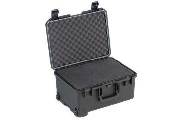Pelican Storm Cases iM2620 Box w/ Retractable Handle, Wheels, Black w/ Cubed Foam 00001