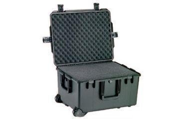 Pelican Storm Cases iM2750 Box w/ Wheels, Vortex Valve, Black w/ Cubed Foam 00001