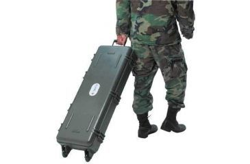 Starlight Cases 6x13x52 Box with Foam or No Foam for Rifles, Pistols and Tactical Gear 061352