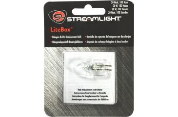 Streamlight 20 Watt Bi-Pin Bulb (100 Hr) (LiteBox)