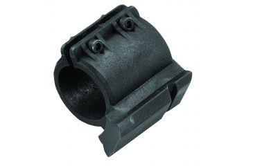 Streamlight 69903 Long Gun Mag Tube Rail Adaptateur pour supertac /& Tubeless Lampe de Poche