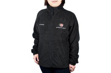 Streamlight Gear Columbia Ladies Mountain Jacket, Black, Large SL6113BKL