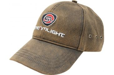 Streamlight Hat, Weathered Brown - Tools Not Toys TG5508
