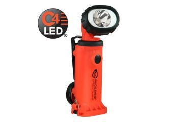 Streamlight Knucklehead Spot Flashlight - Alkaline battery, Orangem, Blister pack 90744