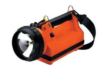 Streamlight LiteBox Flashlight, Vehicle Mount charger, 20-watt spot bulb - Orange 45102