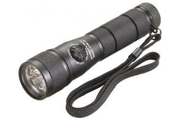 Streamlight Night Com UV LED Flashlight w/ Lithium Batteries, Clam Pack 51046