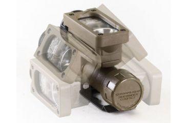 Streamlight Sidewinder Aviation Light - Articulating 185 degree rotating head