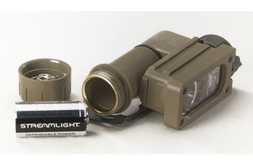 Streamlight Side Winder Compact Tactical Flashlight - Coyote