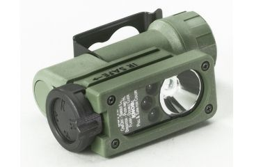 Streamlight Sidewinder,Green w/White,Red,Green,IR LEDs,Headstrap,Helmet Mount,14140