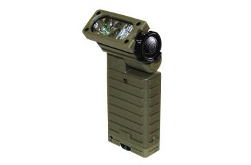 Streamlight Sidewinder Tactical Flashlight, Olive Drab - C4 White, Red, Blue, IR LEDs 14007 Box package