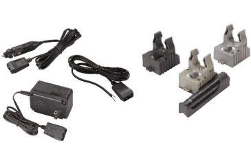 Streamlight Stinger LED Flashlight charger options