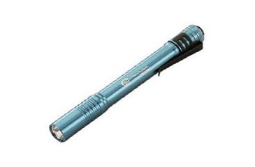 Streamlight Stylus Pro 24 Lumens Penlight, Blue w/ White LED - 66122