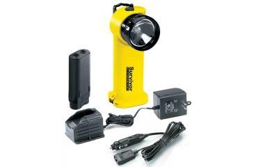 2-Streamlight Survivor Division 2 Flashlight, Yellow
