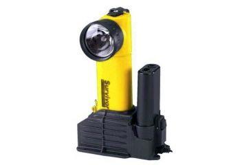 7-Streamlight Survivor Division 2 Flashlight, Yellow