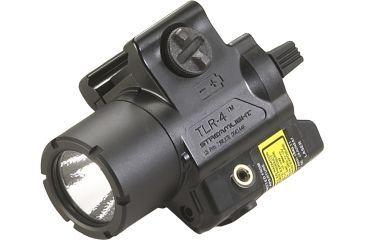 Streamlight TLR-4 Rail Mounted Laser Sight & Flashlight w/Rail Keys & Battery - 69240