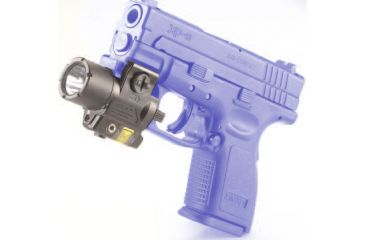 Streamlight TLR-4 Compact Rail Mounted Tactical Light, Mounting Keys, Lithium Battery, Box 69240